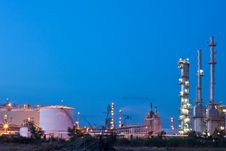 Free Petrochemical Plant Stock Photos - 21303223