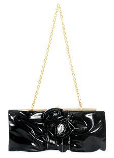 Free Black Woman Bag Royalty Free Stock Image - 21303226