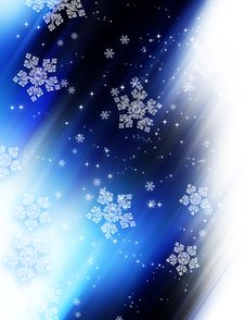 Free Winter Background Stock Image - 21303381
