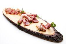 Free Ham And Salamis Royalty Free Stock Image - 21303916