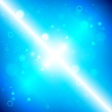 Free Abstract Blue Background Stock Photography - 21304022