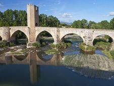 Free Medieval Bridge Stock Images - 21304324