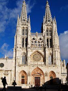 Free Burgos Cathedral, Spain Royalty Free Stock Photos - 21304878
