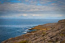Free Berren Coast, Ireland Royalty Free Stock Image - 21305436