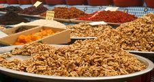 Free Walnuts Royalty Free Stock Photos - 21305538
