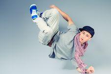 Free Jump Stock Photo - 21306020