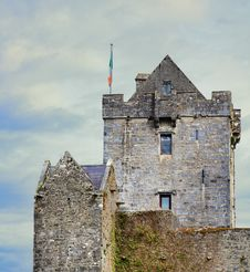 Free Dunguire Castle Royalty Free Stock Photos - 21306278
