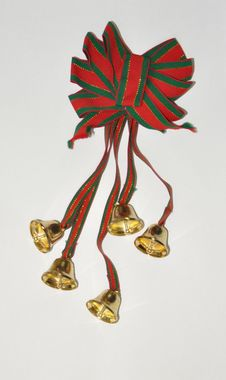 Free Holiday Bells Royalty Free Stock Photography - 21306377