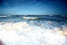 Free Ocean Royalty Free Stock Photo - 21307085