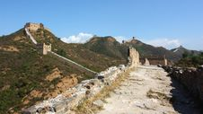 Free Great Wall Of China Stock Image - 21307941