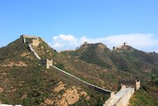 Free Great Wall Of China Stock Photography - 21307942
