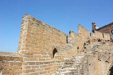 Free Great Wall Of China Stock Image - 21307951