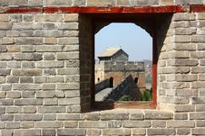 Free Great Wall Of China Royalty Free Stock Images - 21307989