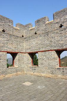 Free Great Wall Of China Stock Image - 21308021