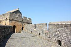 Free Great Wall Of China Stock Photos - 21308053