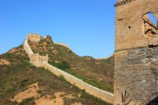 Free Great Wall Of China Stock Photography - 21308062