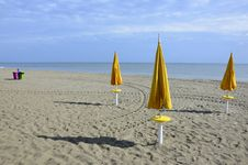 Free Adriatic Beach Stock Image - 21308971