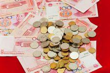 Free China Rmb Royalty Free Stock Image - 21309056