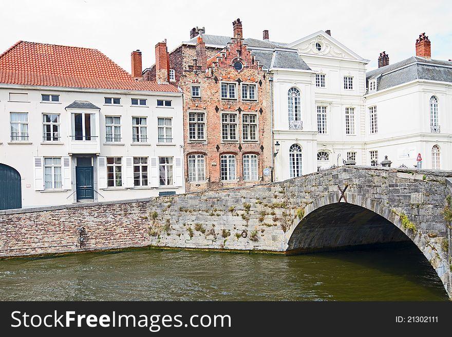 Bruges Picturesque Spot