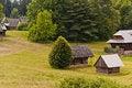 Free Traditional Slovak Village Royalty Free Stock Photos - 21313088