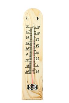 Free Thermometer Royalty Free Stock Photography - 21310317