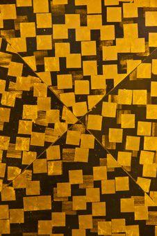 Free Gold Background Stock Image - 21311081