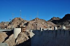 Free Hoover Dam Royalty Free Stock Photography - 21311907
