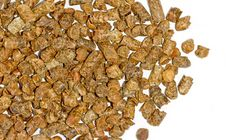 Free Citrus Pulp Pellets Royalty Free Stock Image - 21313266