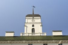 Free Former Minsk City Hall Stock Images - 21314624