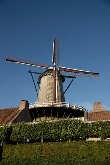 Free Sluis Town In Holland Stock Photos - 21314753
