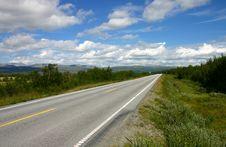 Free Road To Nowhere Stock Photos - 21315393