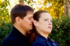 Free Romantic Couple Royalty Free Stock Photos - 21316358