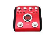 Free Guitar Multi Effects Pedal Stock Image - 21319721