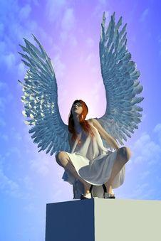 Free Staircase To Heaven. Stock Photos - 21319813