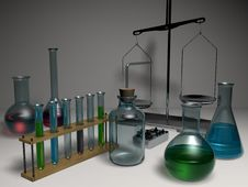 Free Chemical Devices Stock Photography - 21319852