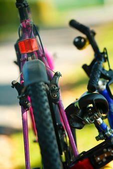 Free Bikes Royalty Free Stock Photos - 21320038