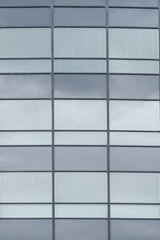 Free Office Block Windows Stock Photo - 21321570