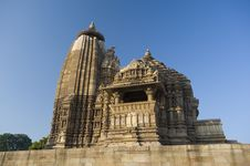 Free Temple In India Royalty Free Stock Photos - 21329478