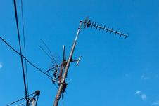 Free Antenna Stock Photos - 21330013