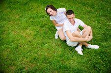 Free Happy Romantic Couple Stock Photo - 21330820