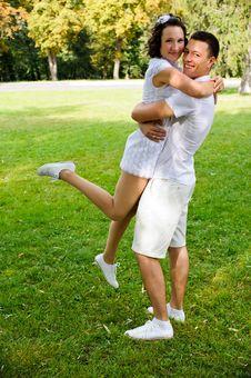 Free Romantic Couple Stock Photos - 21330953