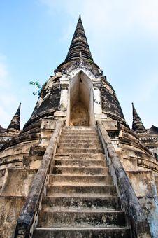 Free Ancient Pagoda Royalty Free Stock Images - 21333919