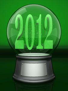Free Glass Ball Stock Photo - 21334350