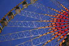 Free Ferris Wheel Royalty Free Stock Photo - 21335045