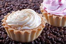 Free Dessert. Tasty Cakes Stock Photos - 21335563