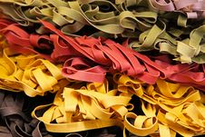 Free Italian Tagliatelle Royalty Free Stock Photography - 21335597