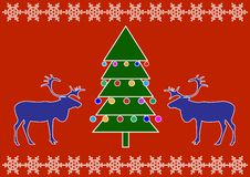 Free Christmas Background Stock Images - 21335774