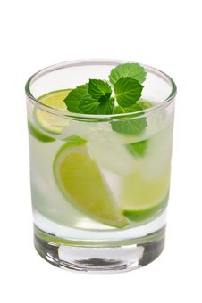 Free Mojito In Glass Stock Images - 21337574