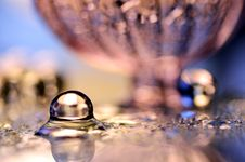 Free Marble And Bottle Stock Images - 21338864