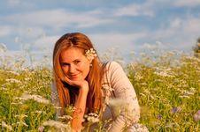 Free Cute Caucasian Model Stock Photos - 21339193
